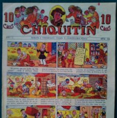 Tebeos: CHIQUITIN Nº 106. Lote 140390562