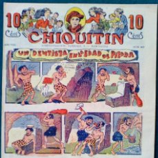 Tebeos: CHIQUITIN Nº 367. Lote 140391166