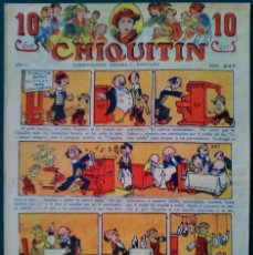 Tebeos: CHIQUITIN Nº 247. Lote 140391414