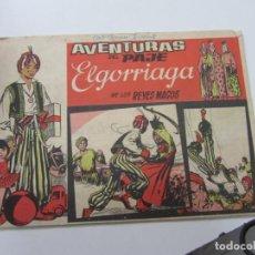 Tebeos: AVENTURAS DEL PAJE DE LOS REYES MAGOS. Nº 1 CHOCOLATES ELGORRIAGA. AÑO 1962 ORIGINAL C12. Lote 140595482