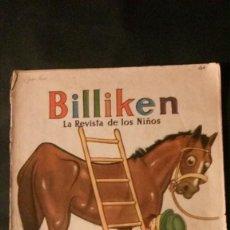 Tebeos: BILLIKEN Nº 1041-1940. Lote 140643754