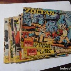 Tebeos: ZOLTAN 42 CUADERNILLOS ORIGINAL. Lote 140664578