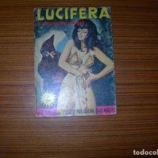 Tebeos: LUCIFERA Nº 16 EDITA ELVIBERIA . Lote 140776434