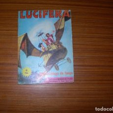 Tebeos: LUCIFERA Nº 11 EDITA ELVIBERIA . Lote 140776578