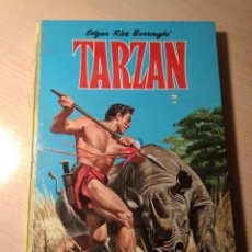 Tebeos: LIBRO TARZAN - EDICIONES LAIDA - 1967. Lote 141133562