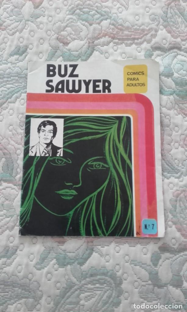 BUZ SAWYER Nº 7, DE ROY CRANE (EDITORIAL MAISAL) (Tebeos y Comics - Tebeos Otras Editoriales Clásicas)