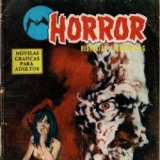 Tebeos: HORROR Nº 11 HISTORIAS TERRORÍFICAS 1974 - PRODUCCIONES EDITORIALES. Lote 141533808