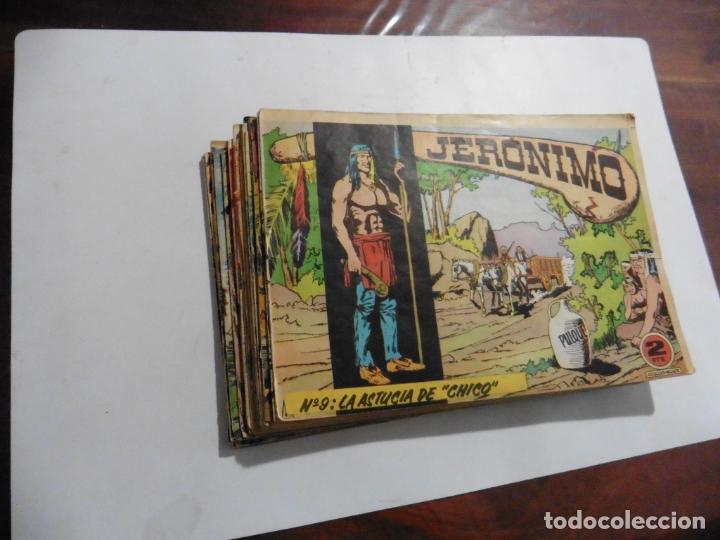 JERONIMO 26 CUADERNILLOS ORIGINALES GALAOR (Tebeos y Comics - Tebeos Otras Editoriales Clásicas)