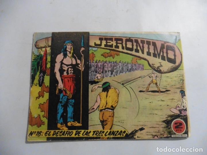 Tebeos: JERONIMO 26 CUADERNILLOS ORIGINALES GALAOR - Foto 7 - 141555226
