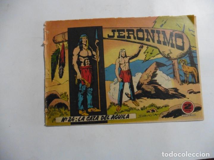 Tebeos: JERONIMO 26 CUADERNILLOS ORIGINALES GALAOR - Foto 13 - 141555226