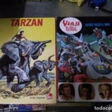 Tebeos: TARZAN Y VIAJE AL FONDO DEL MAR. Lote 141563154