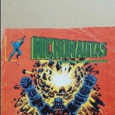 Tebeos: MICRONAUTAS.- NUM. 1 AÑO 1983.- MUNDI COMICS. EDICIONES SURCO. LINEA 83. .- 40 PAGINAS.. Lote 141643094