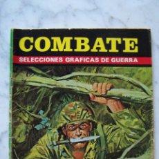 Tebeos: COMBATE. ¡DÉJENME MORIR EN CUALQUIER PARTE!/ PARIS, CIUDAD ABIERTA. SELECCIONES GRÁFICAS DE GUERRA.. Lote 142076326