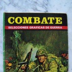 Tebeos: COMBATE. LOS COBARDES TAMBIÉN LUCHAN/ DUNKERQUE. SELECCIONES GRÁFICAS DE GUERRA, 1975. Lote 142078138