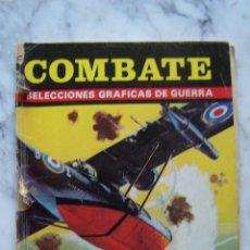 Tebeos: COMBATE. UNA RAZÓN PARA LUCHAR/ LA BATALLA DE KWAJELEIN. SELECCIONES GRÁFICAS DE GUERRA, 1975. Lote 142078590