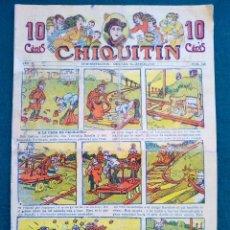 Tebeos: CHIQUITIN Nº 125 - AÑO II. Lote 143086782
