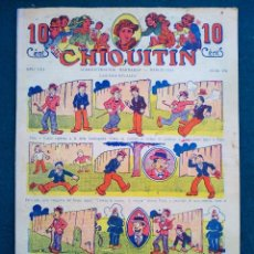 Tebeos: CHIQUITIN Nº 354 - AÑO VIII. Lote 143089774