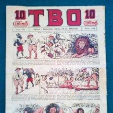 Tebeos: T B O Nº 374 - AÑO VIII. Lote 143092622