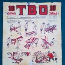 Tebeos: T B O - Nº 434 - AÑO IX. Lote 143095466