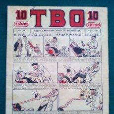 Tebeos: T B O - Nº 441 - AÑO IX. Lote 143096210