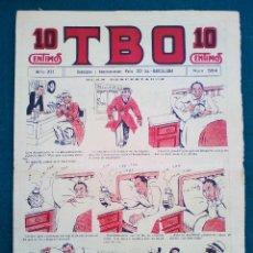 Tebeos: T B O - Nº 564 - AÑO XII. Lote 143097538