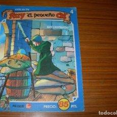 Tebeos: RUY EL PEQUEÑO CID Nº 4 EDITA FHER . Lote 143581102