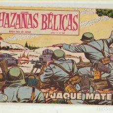 Tebeos: HAZAÑAS BÉLICAS Nº 269. TORAY 1950. Lote 144971093