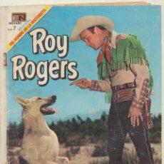 Tebeos: ROY ROGERS Nº 203. NOVARO 1969. Lote 144973805