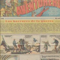 Livros de Banda Desenhada: EL AVENTURERO Nº 91. HISPANO AMERICANA. Lote 144974097