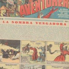 Tebeos: EL AVENTURERO Nº 76. HISPANO AMERICANA. Lote 144974433