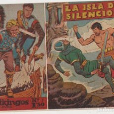Tebeos: LOS VIKINGOS Nº 7. MATEU 1959. Lote 144981260