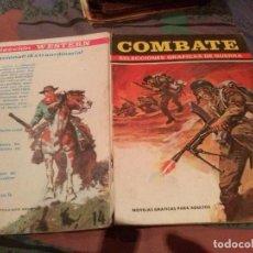 Tebeos: COMBATE. SELECCIONES GRAFICAS DE GUERRA. Nº 14. PRODUCCIONES EDITORIALES 1973. Lote 145568282