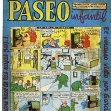 BDs: COMIC ORIGINAL PASEO INFANTIL Nº 2 EDICIONES GENERALES. Lote 145608658