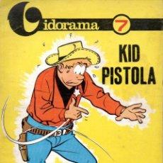 Tebeos: VIDORAMA Nº 7 - KID PISTOLA (JAIMES, 1968). Lote 145759646