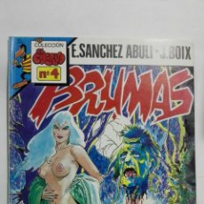 Tebeos: COLECCION EL CUERVO Nº 4 - BRUMAS, EDITORIAL IRU. Lote 145951398