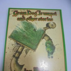 Tebeos: TEBEO. GREEN DOG TRUMPET AND OTHER STORIES. IAN MILLER. 1978. EN INGLES. Lote 146335346
