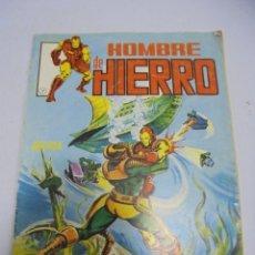Tebeos: TEBEO. HOMBRE DE HIERRO. Nº 7. EL USO DE LA FUERZA MORTAL. LINEA SURCO. Lote 146335526