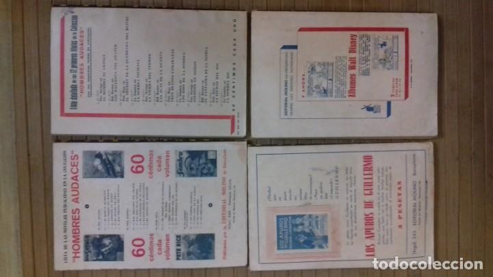 Tebeos: DOC SAVAGE. COLECCION HOMBRES AUDACES. NUMEROS 1,2,3Y 4. 1936 - Foto 2 - 146448894