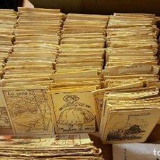 Tebeos: 543 CUENTOS EN PATUFET. ORIGINALES. ARCHIVO DEL EDITOR JOSEP BAGUNYÀ.. Lote 146789454