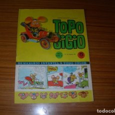 Tebeos: TOPO GIGIO Nº 11 EDITA SEMIC . Lote 146919354