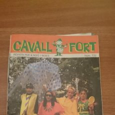 Tebeos: REVISTA CAVALL FORT Nº 732- . Lote 147300026
