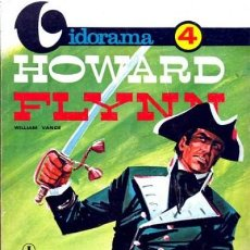 Tebeos: VIDORAMA HOWARD FLYNN AL ABORDAJE Nº 4 JAIMES LIBROS. Lote 147369126