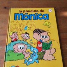 Tebeos: LA PANDILLA DE MÓNICA. NÚMERO 3.. Lote 147819302