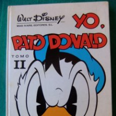Tebeos: YO PATO DONALD TOMO II MAS-IVARS EDITORES S.L. 1977. Lote 147822818