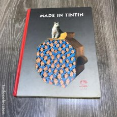 Tebeos: MADE IN TINTÍN - 1993. Lote 147969430