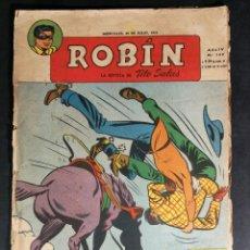 Tebeos: ORIGINAL ROBIN Nº 140 AÑO IV 1953 MUCHNIK . Lote 148008410