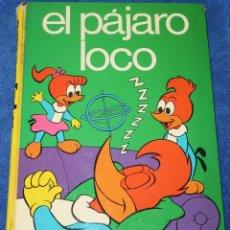 Tebeos: EL PÁJARO LOCO - EDICIONES LAIDA (1975). Lote 148551270