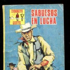 Tebeos: INDÓMITO OESTE - PRODUCCIONES EDITORIALES / Nº 82. Lote 149550358