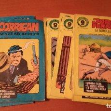 Tebeos: SUPERCOMICS GARBO EDITORIAL LOTE DE 13 Nº. CORRIGAN, JORGE Y FERNANDO EDICIONES MAISAL. Lote 150135070