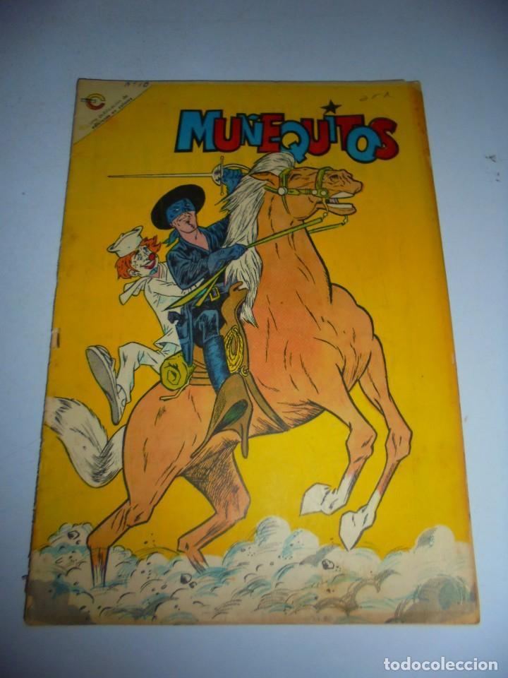 TEBEO. CUBA. MUÑEQUITOS. AÑO II. Nº 10. MARZO 1966. VER FOTOS (Tebeos y Comics - Tebeos Otras Editoriales Clásicas)